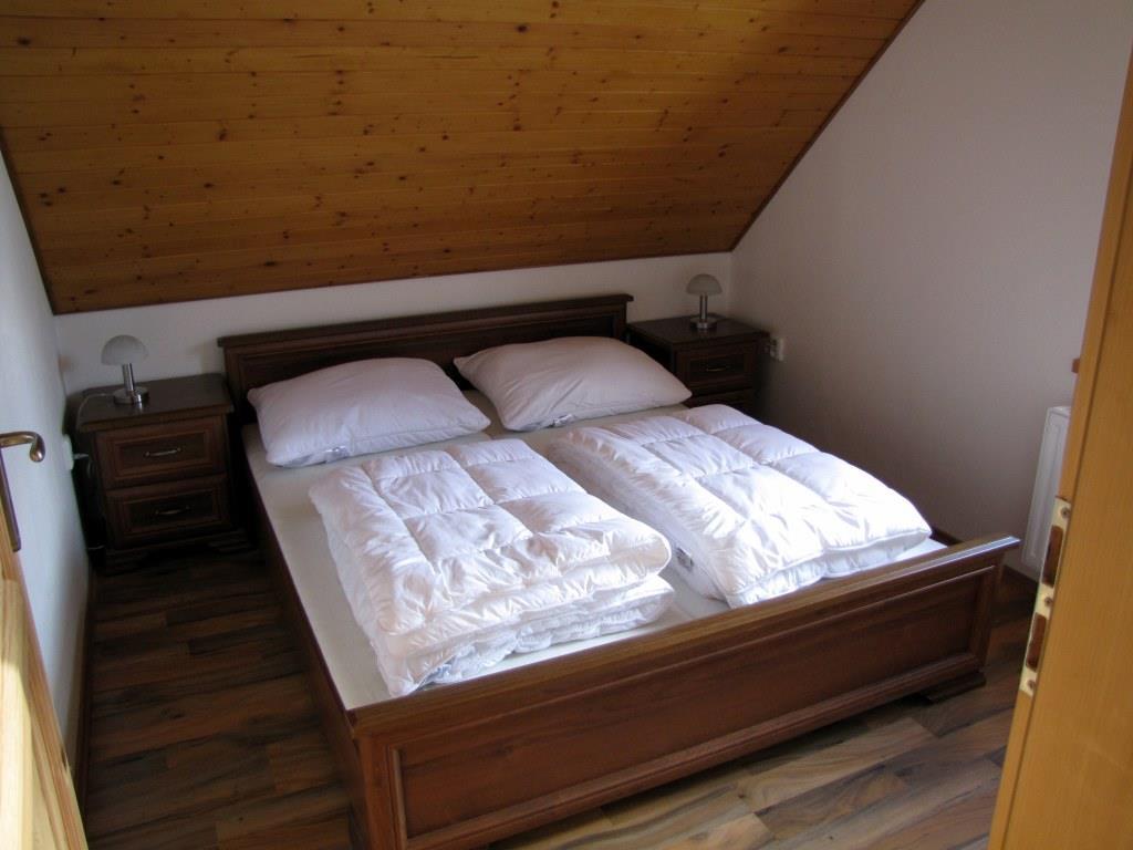 Apartmán -- ložnice